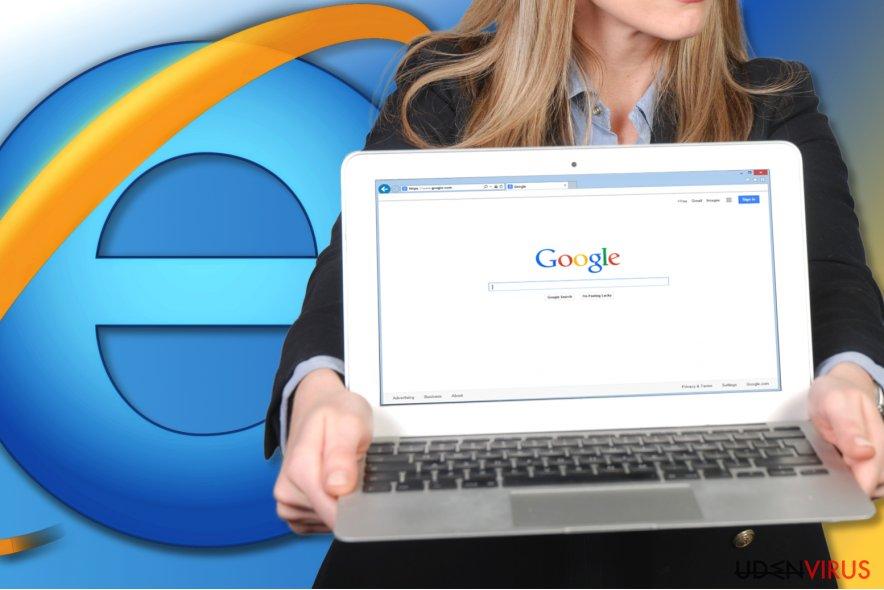 Hvordan nulstilles Internet Explorer? snapshot