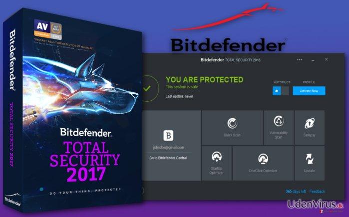 Bitdefender anti-malware image