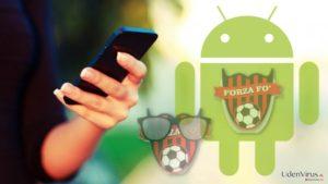 Cerber løsesumsnote er blevet opdaget i to Android apps