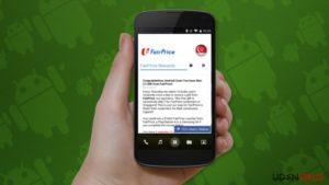 """""""Congratulations, you won"""" svindel er begyndt at genere Android-brugere"""