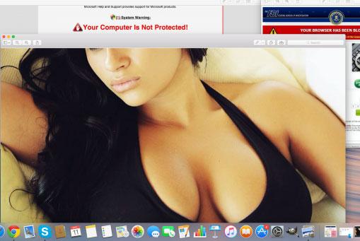 Informationweek viruses websites porn
