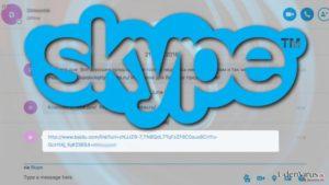 Ondsindede links signalerer et andet Skype-virus udbrud