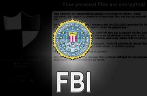 FBI tilskynder ransomware ofre til ikke at betale løsesum