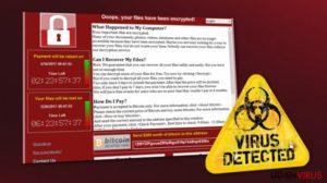 WannaCry er i live. Tusindvis af brugere er i fare.