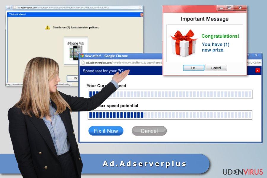 Ad.Adserverplus virus snapshot