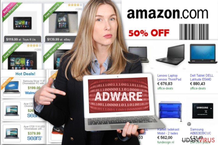 Billedet af Annoncer fra NewTab