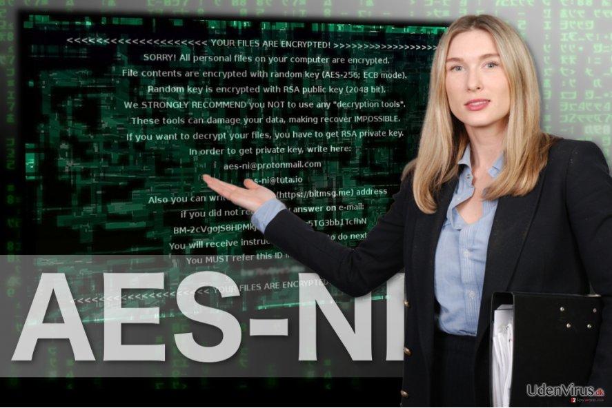 AES-NI ransomware virus