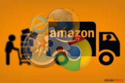 Billedet viser Amazon Assistant