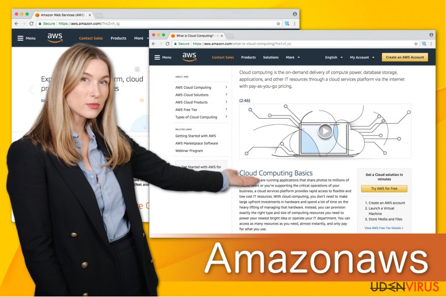 Amazonaws illustration