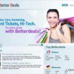 Better Deals annoncer snapshot