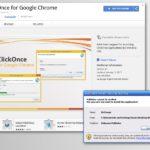 Chrome omdirigeringsvirus snapshot