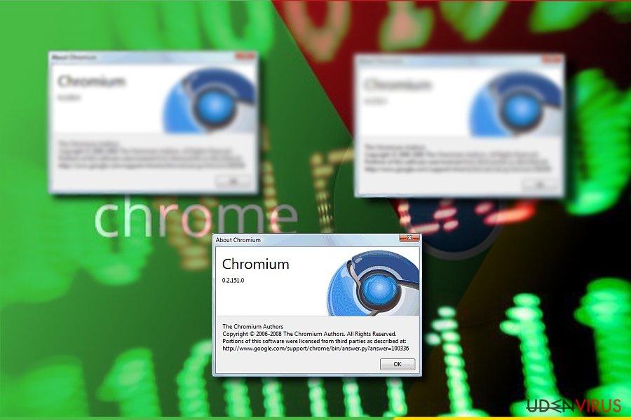 Billedet der viser Chromium
