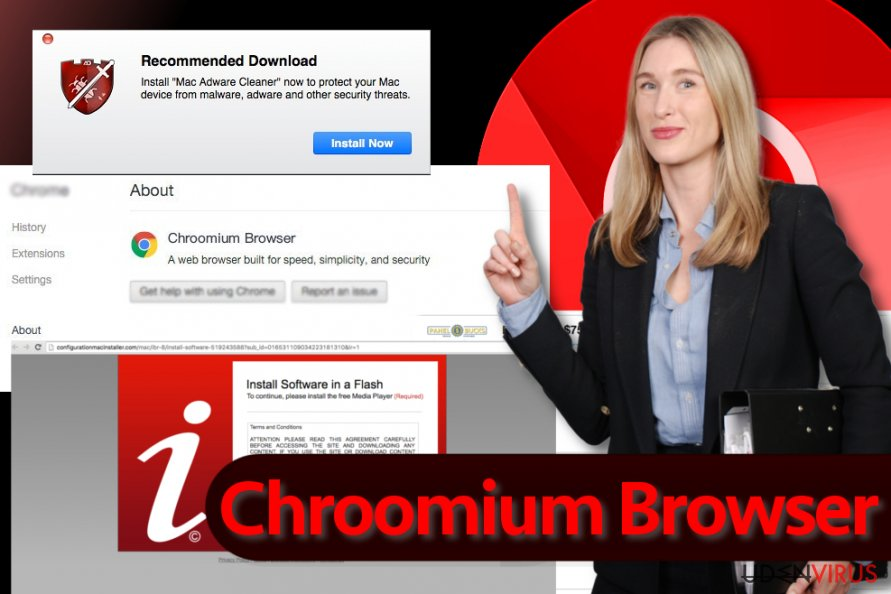 Chroomium Browser