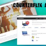 Counterflix annoncer snapshot