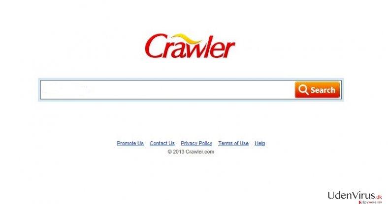Crawler snapshot