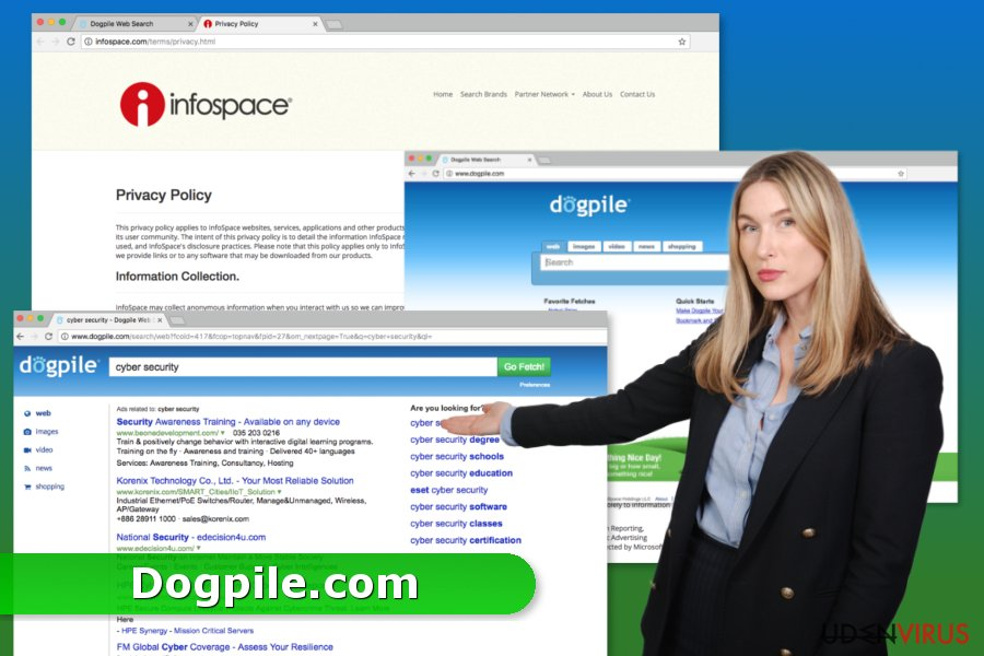 Dogpile.com snapshot