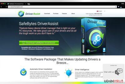 Driver Assist af SafeBytes