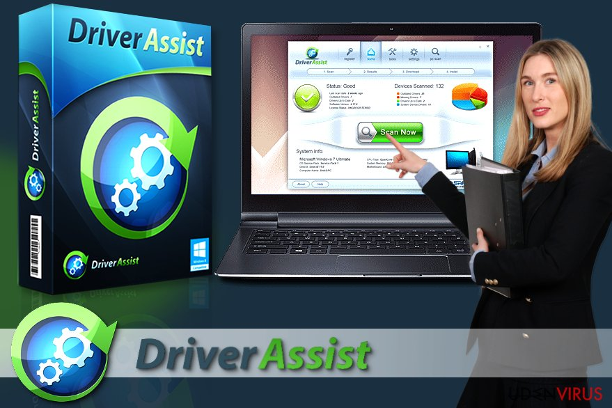 DriverAssist Software