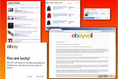 eBay virus varianter