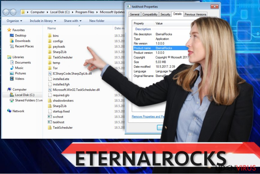 EternalRocks virus
