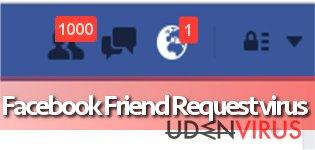 min facebook er blevet hacket