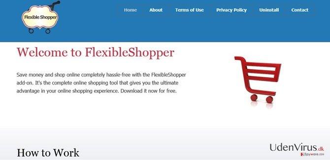 FlexibleShopper annoncer snapshot