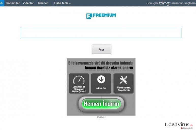Freemium ads snapshot