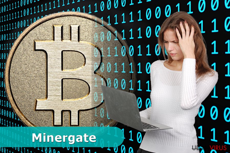 Minergate virus