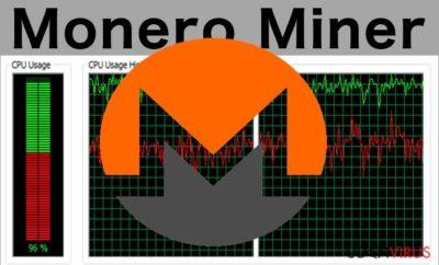 Monero Miner billede