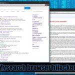 Mysearch virus snapshot