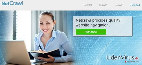 NetCrawl Annoncer snapshot
