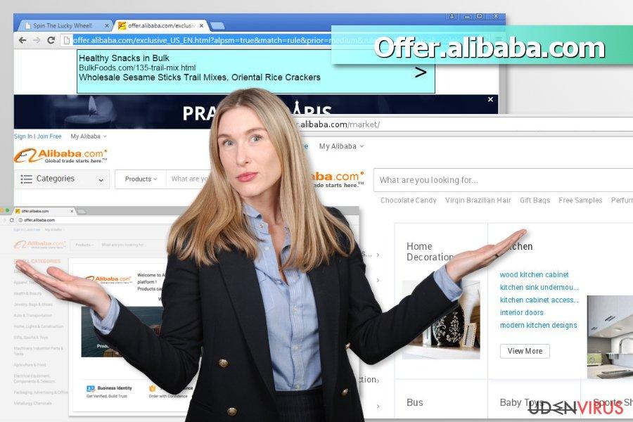 Offer.alibaba.com annoncer snapshot