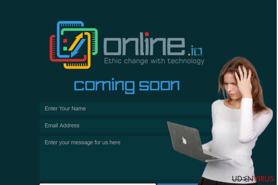 Online.io virus