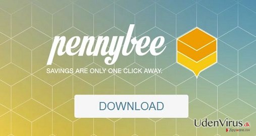 PennyBee adware snapshot