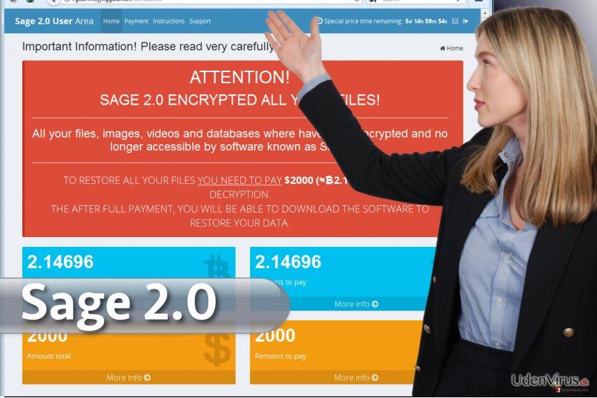 Sage 2.0 virus