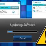 Prime Updater virus snapshot