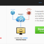 Search.protectedio.com snapshot