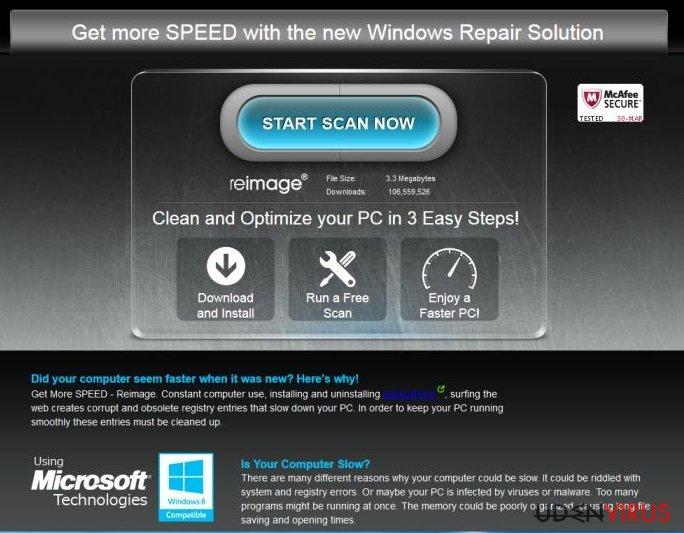 ReimagePlus.com annoncer snapshot