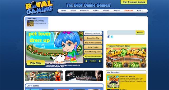 RivalGaming.com snapshot