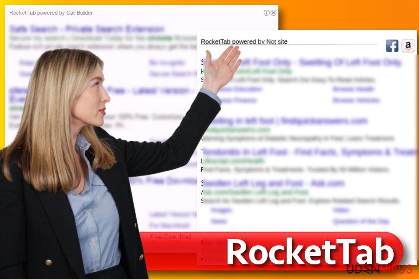 Rocket Tab