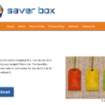 Saver Box annoncer snapshot