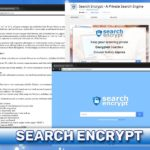 Search Encrypt snapshot