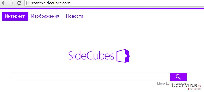 search.sidecubes.com snapshot