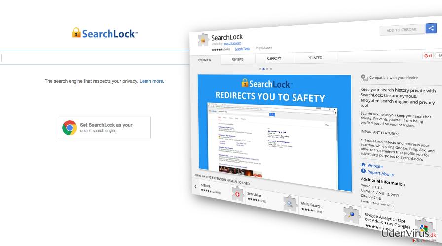 SearchLock