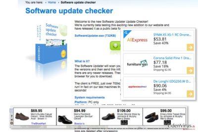Software Version Updater