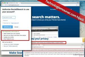 Technologiemounac.com virus