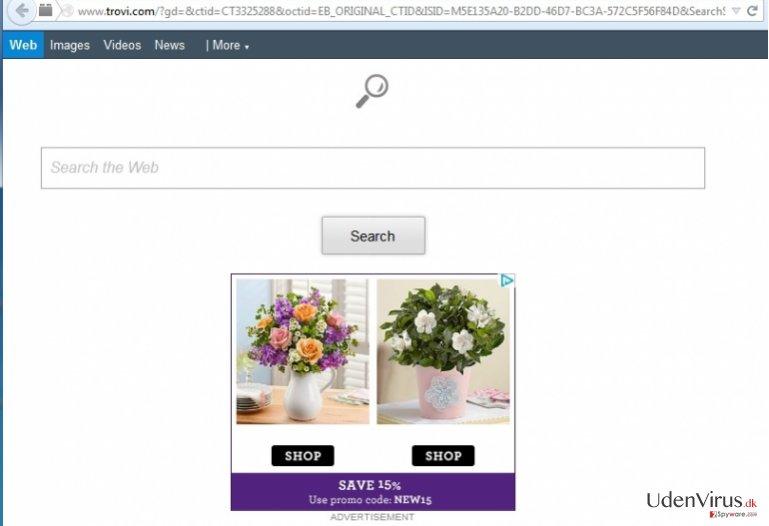 ClientConnect Ltd browser hijacker