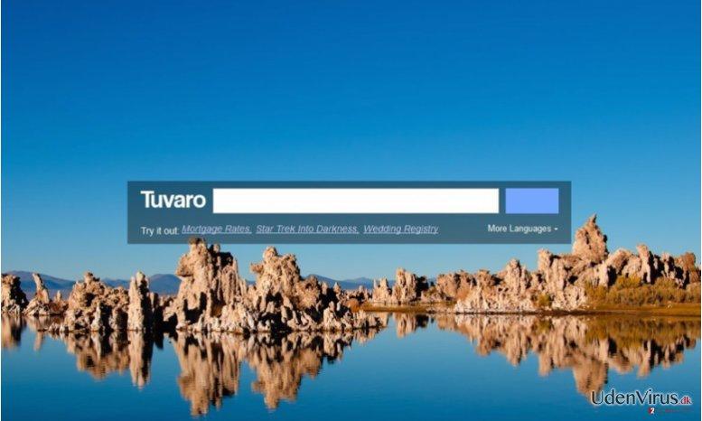 Tuvaro virus snapshot