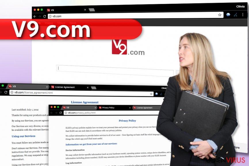 v9.com virus snapshot
