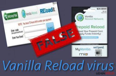 Vanilla Reload virus